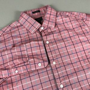 J.Crew Ludlow Long Sleeve Button Up Shirt Size M